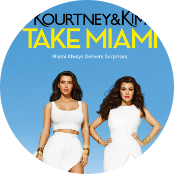 Music Produce And Recored At Declare Studios - TV Show Kourtney & Kim Take Miami