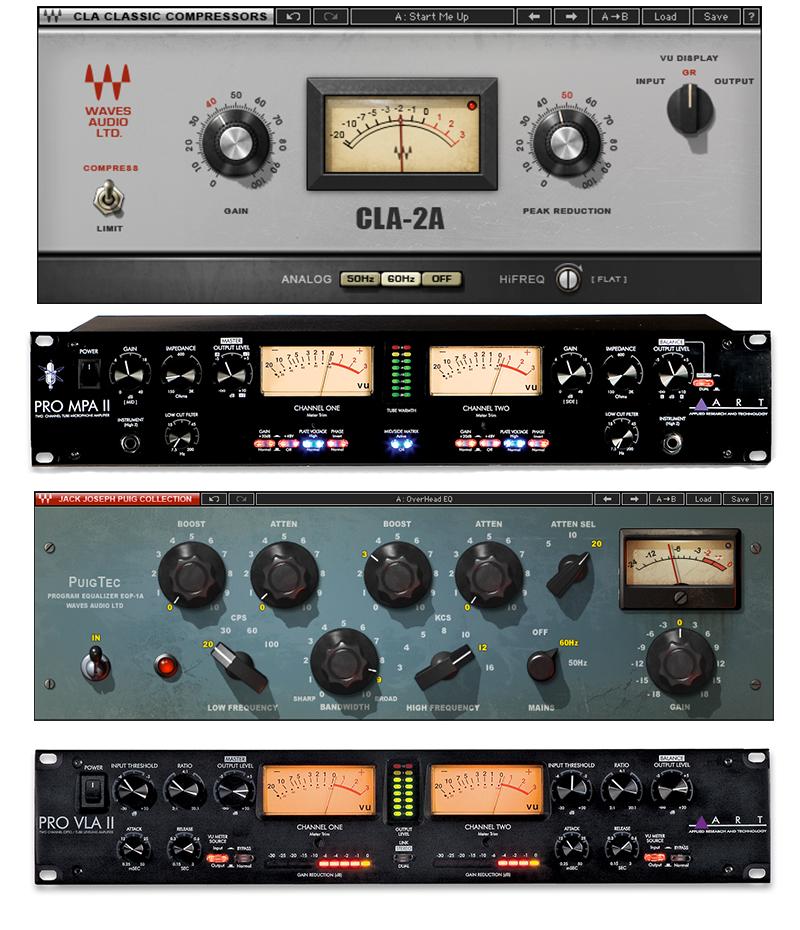 Declare Studios Recording Equipment