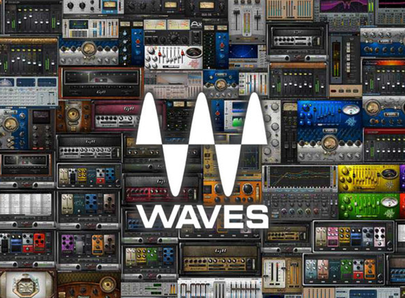Declare Studios Mixing With Waves Plugin