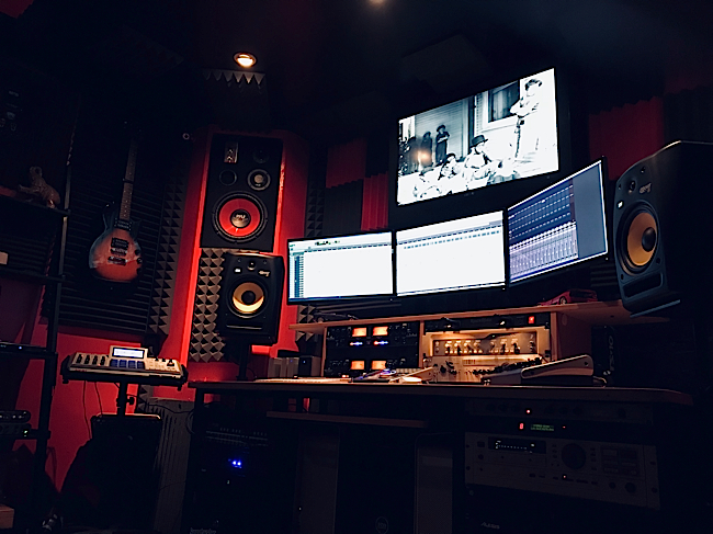 Declare Studios Atlanta GA Recording Studio