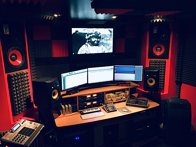 Professional Creative Recording Studio