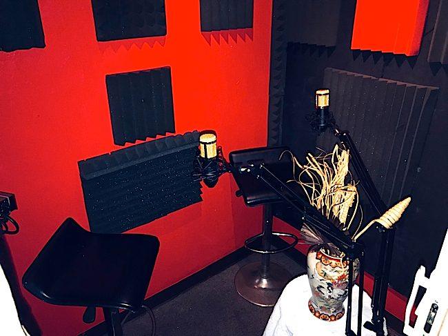 Atlanta, GA Audio Podcast Recording Studio