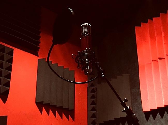 Declare Studios Atlanta GA Vocal Booth