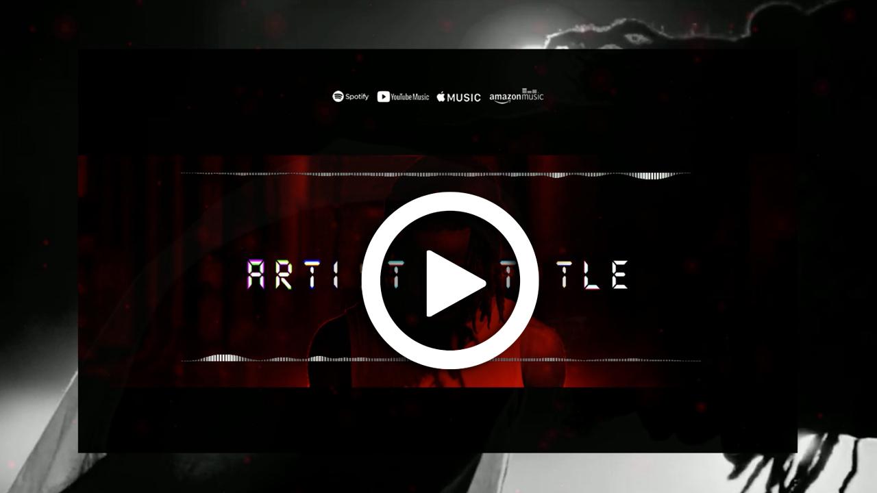 Website Design For Musician and Artist
